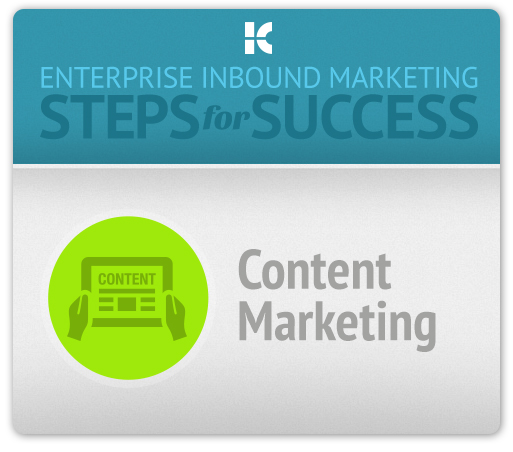 Enterprise Inbound Marketing Process: Content Marketing
