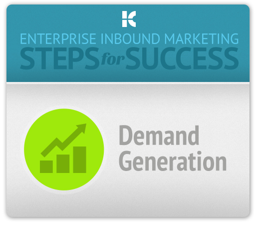 Enterprise Inbound Marketing Process: Demand Generation