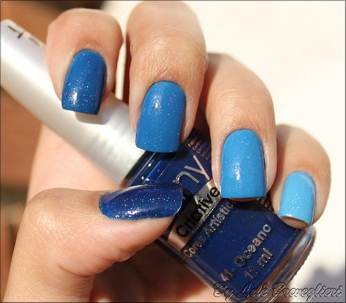 nail gradient