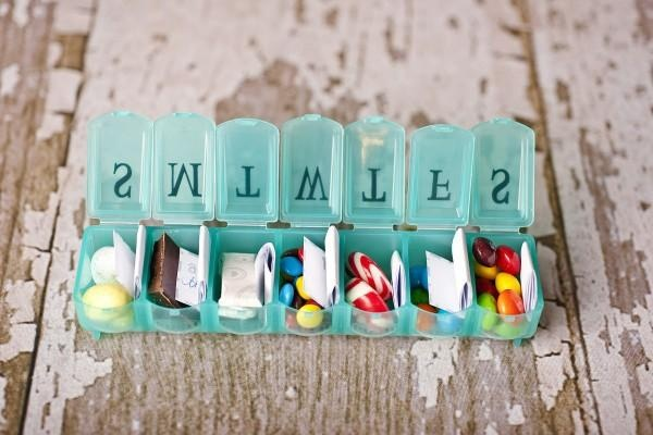 hospital healthcare pill days of the week