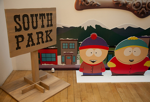 Content Marketing Lessons from South Park. Yes, South Park.