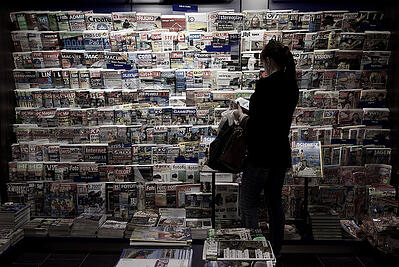 content marketing lessons from magazine editor