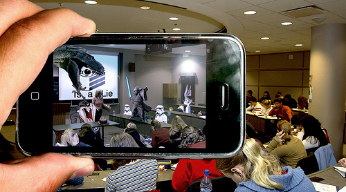 Cutting-Edge Technology in Marketing: Augmented Reality