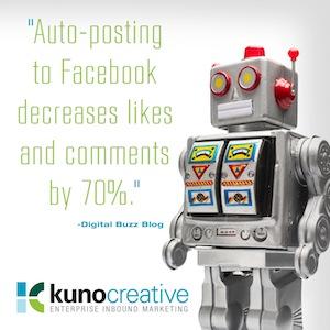 3 Reasons Kuno Creative Doesn't Auto-Post to Social Media