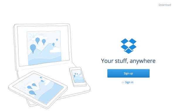 dropbox homepage resized 600