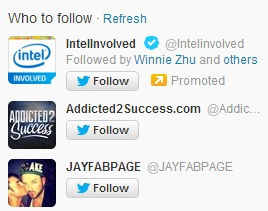promoted Accounts