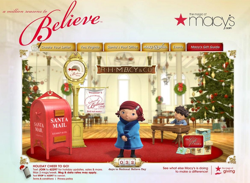 Macys Holiday Marketing Campaign