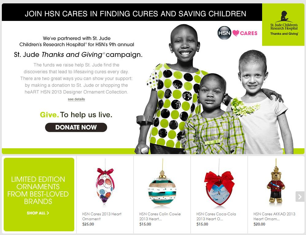 HSN Holiday Marketing Campaign