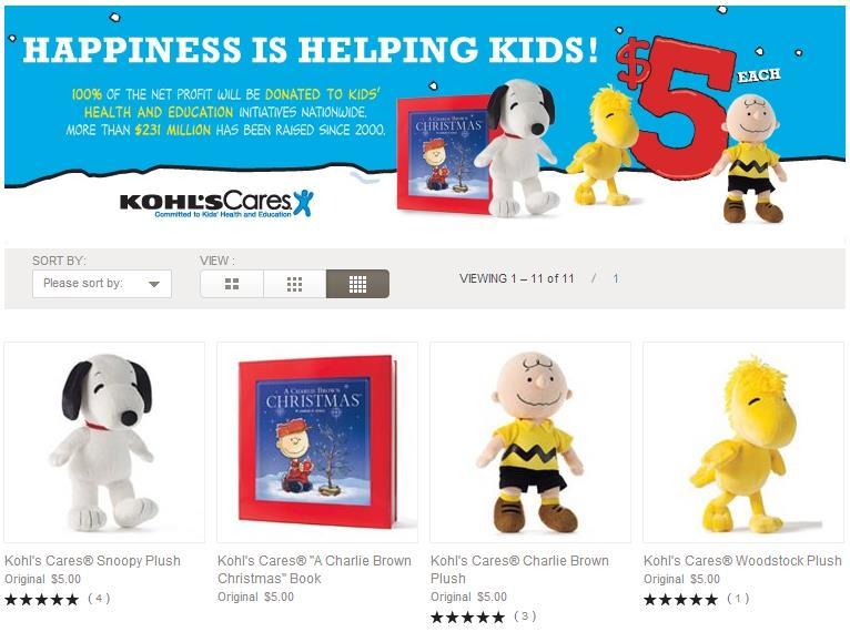Kohls Holiday Marketing Campaign