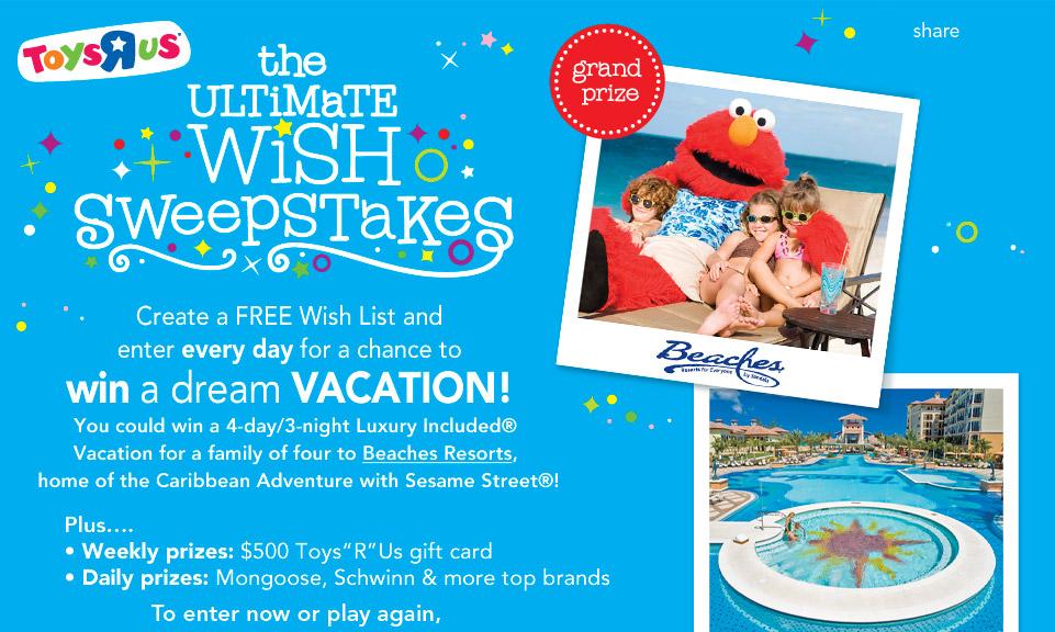ToysRUs Holiday Marketing Campaign