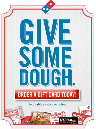 Give Some Dough