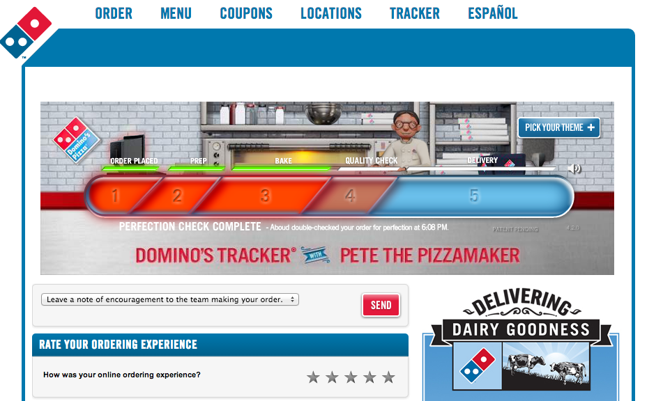 Domino's Kicks Up Customer Service Content—Why You Should, Too