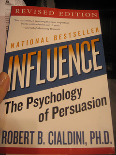 psychology of influence book