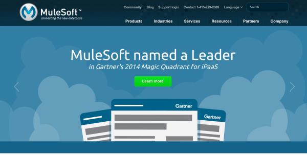 SaaS Company #9 - Mulesoft