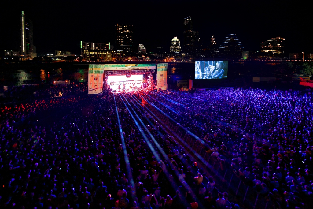 SXSW is the highest revenue-producing event in Austin.