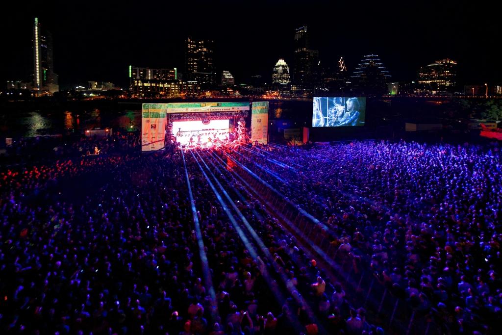 SXSW is the highest revenue-producing event in Austin.