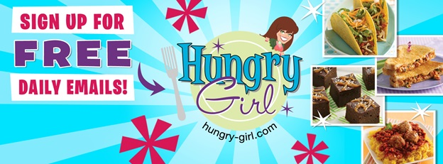 hungry girl facebook cover photo