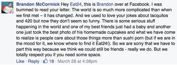 facebook mccormick update