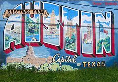 greetings from austin texas