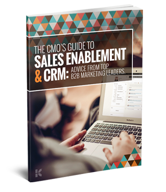 Guide to Sales Enablement & CRM
