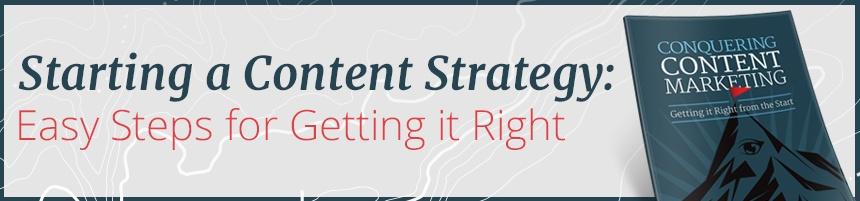 Download the Conquering Content Marketing eBook from Kuno Creative