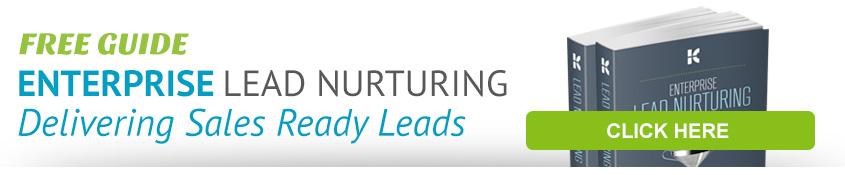 Enterprise Lead Nurturing