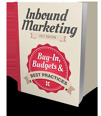 Download Inbound Marketing Buy-ins, Budgets and Best Practices ebook