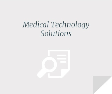 Medical Technology Solutions Case Study