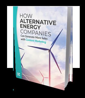 Renewable Energy Content Marketing