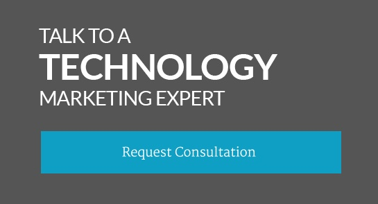Talk to a Technology Marketing Expert Today