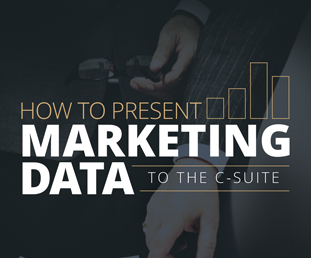 How To Present Marketing Data