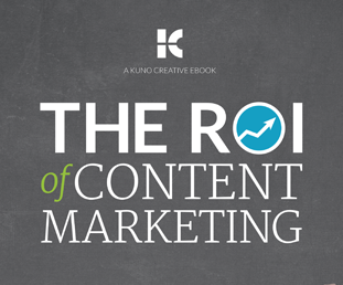 The ROI of Content Marketing