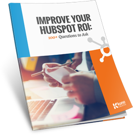 Improve your HubSpot ROI