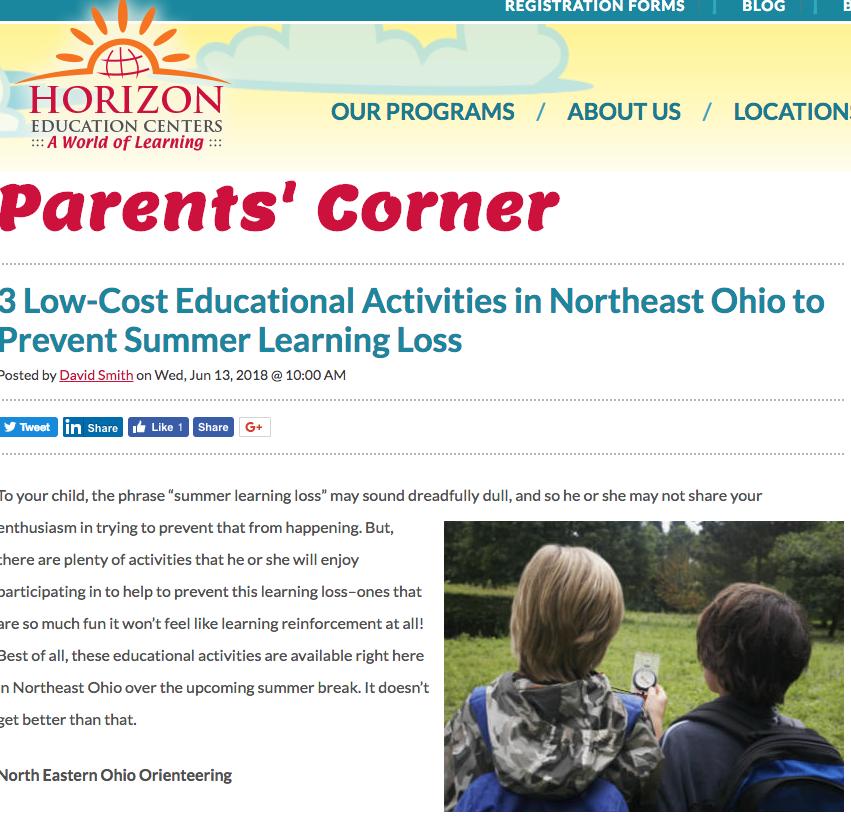 Horizon Education Centers Events