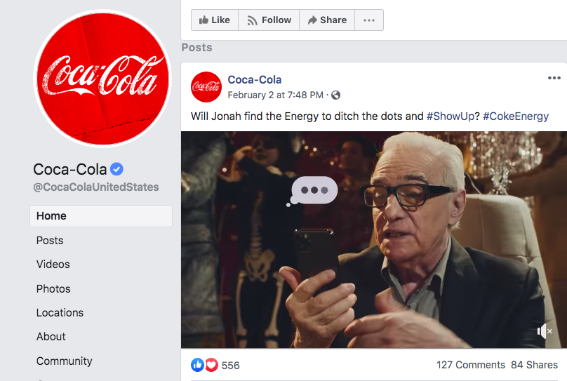FB Engagement Example