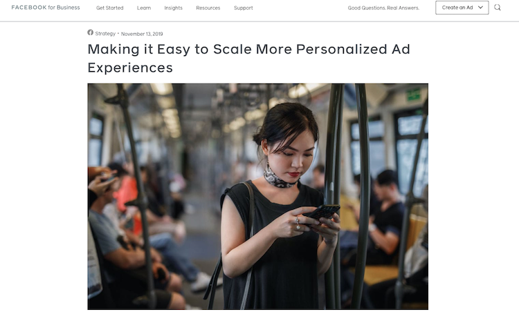 Facebook-Personalized-Ad-Experiences