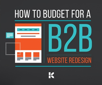 How to Budget for B2B Website Redesign