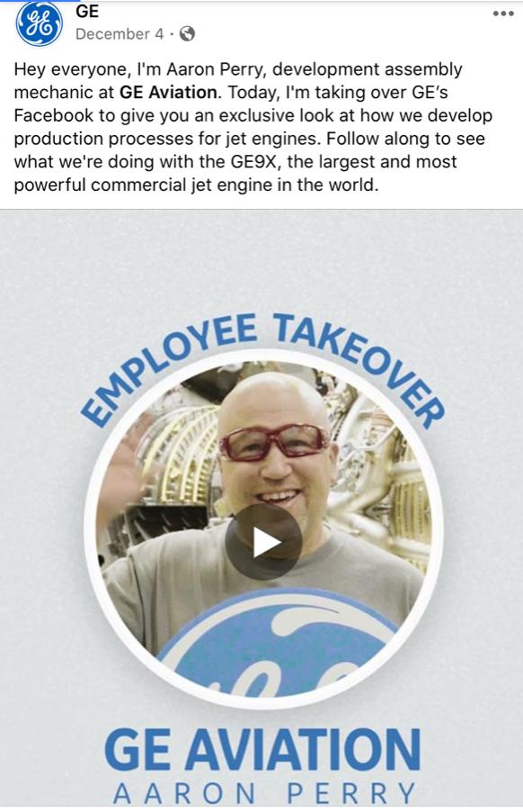 GE-Facebook