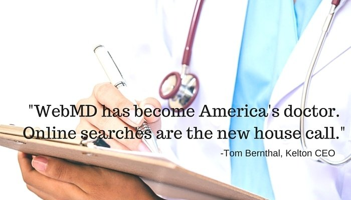 Quote Tom Bernthal Healthcare Marketing Strategy