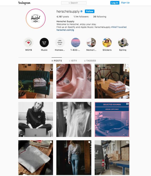 Herschel-Supply-Instagram