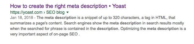 Meta-Description-Length