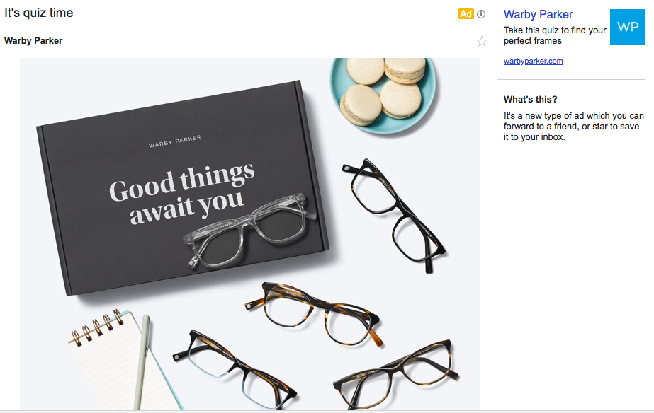 Warby-Parker-Gmail-Ad