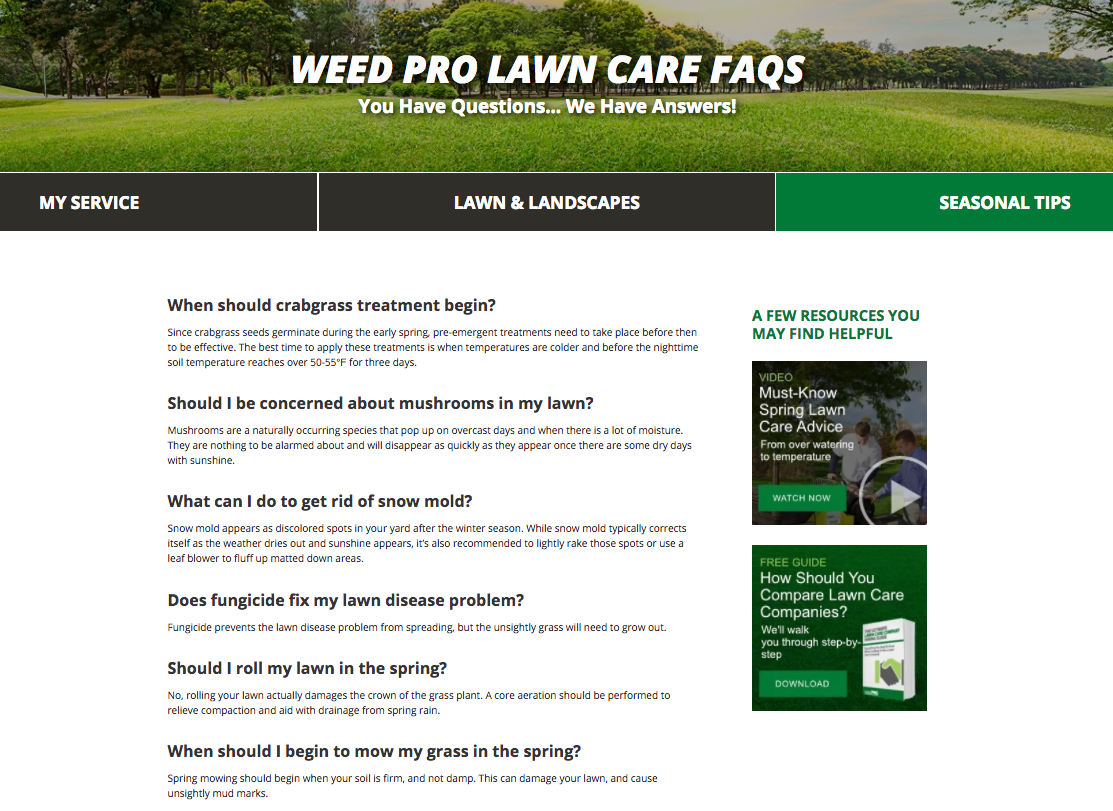 Weed-Pro-lawn-care-faqs