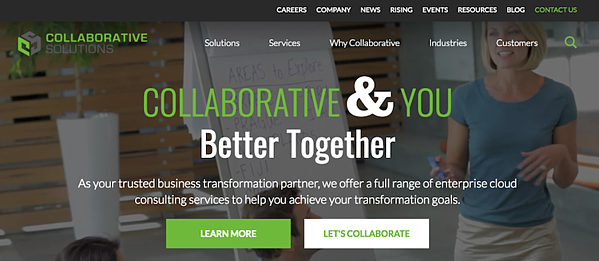 Collaborative Solutions image