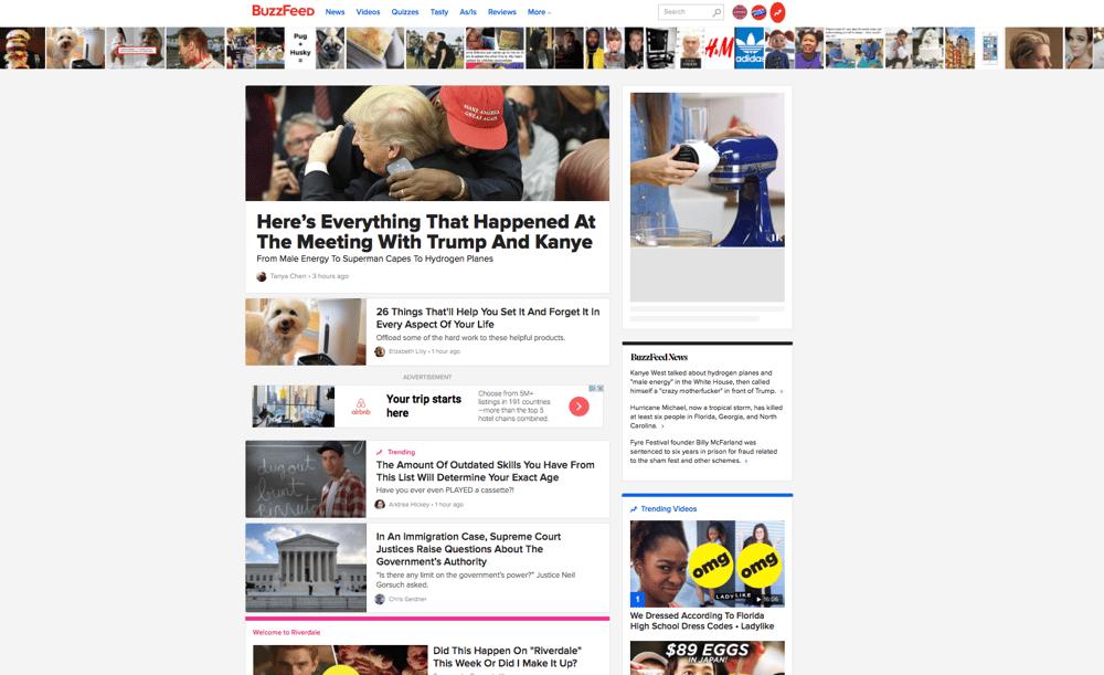 content-Buzzfeed