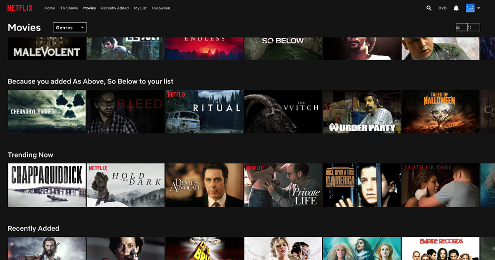 content-Netflix
