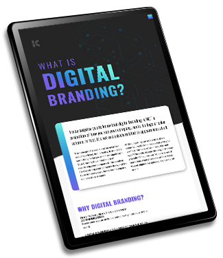 digital branding image