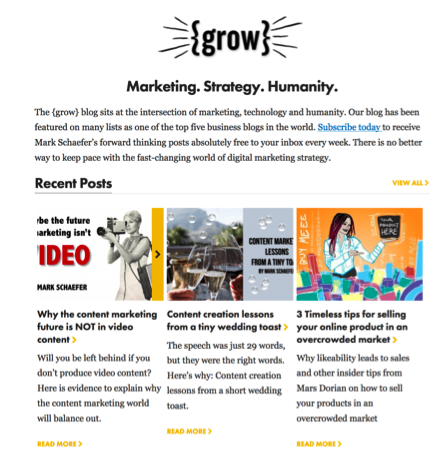 grow blog
