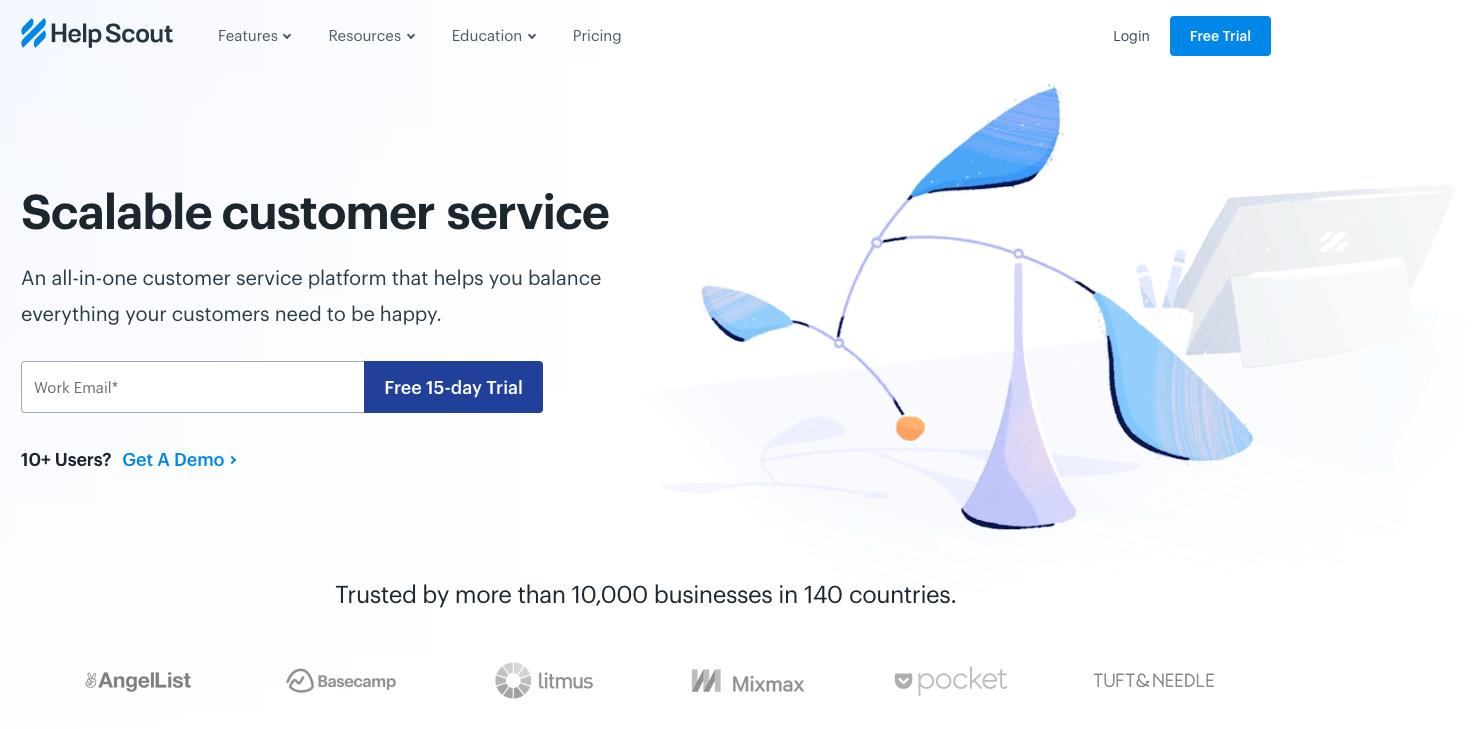 help-scout-best-website-design
