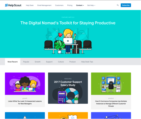 helpscout blog